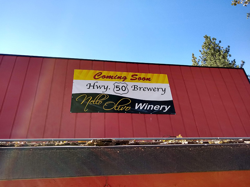 Hwy 50 Brewery Construction Photos – Highway 50 Brewery