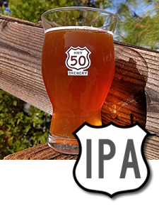 Hwy 50 Brewery IPA