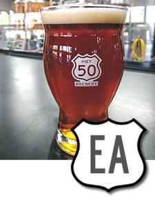 Hwy 50 Brewery English Amber